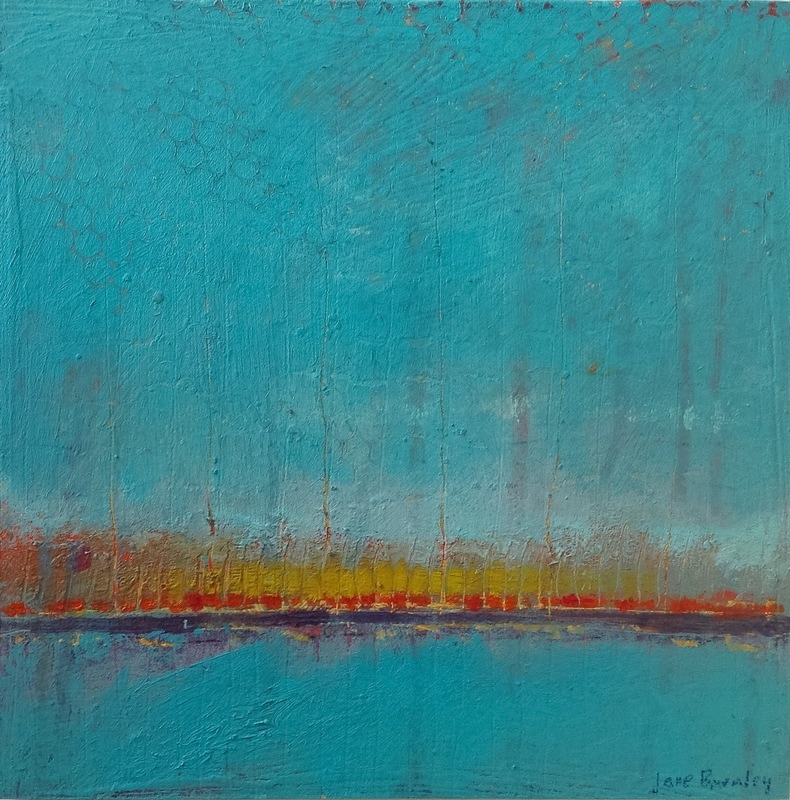 Jane Burnley - Light on the Horizon (II)