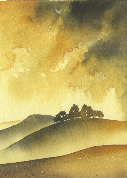 Ian Scott Massie - Looking to Cracoe Fell