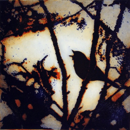 Etching - Susie Perring