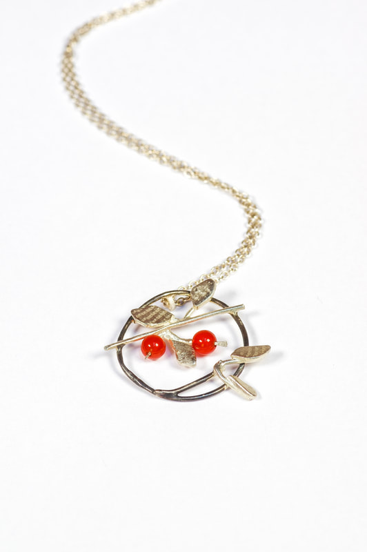 Alison Haddon - Berry Necklace