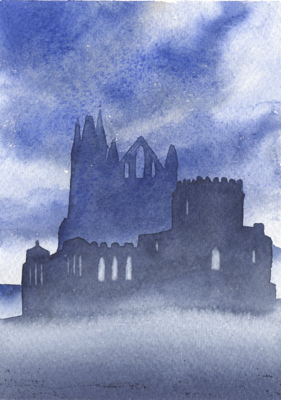 Ian Scott Massie - Whitby Abbey and Church